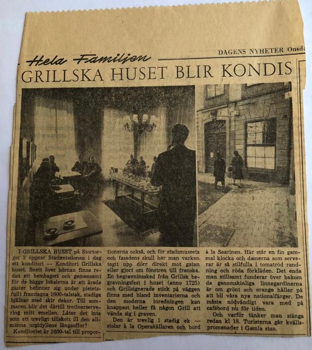 Grillska kaféet