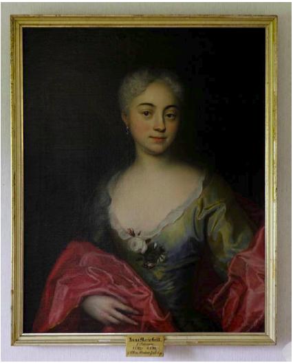 Anna Maria Petersen Grill