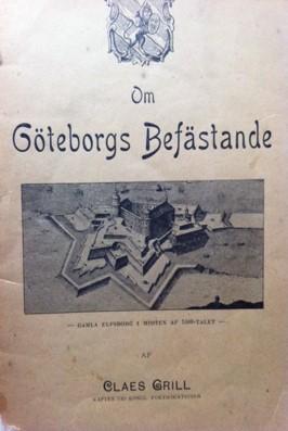 Fortifikationsbefälhavare i Göteborg 1899-1907