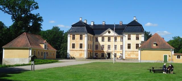 Slottet Christinehof